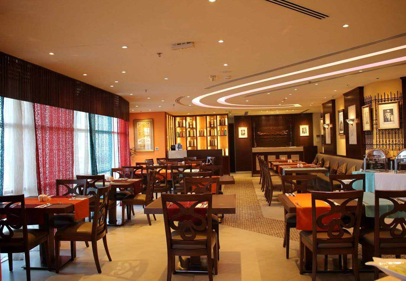 مطعم زهرة لبنان ابوظبي