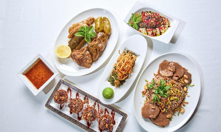 مطعم بيبلوس ابوظبي