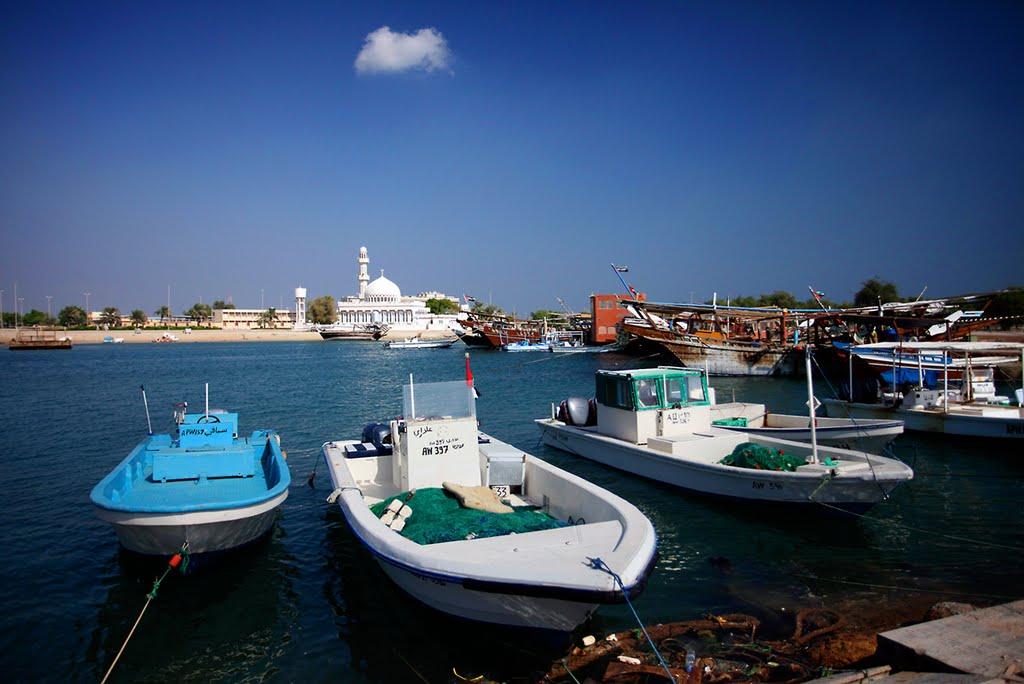 جزر ابوظبي