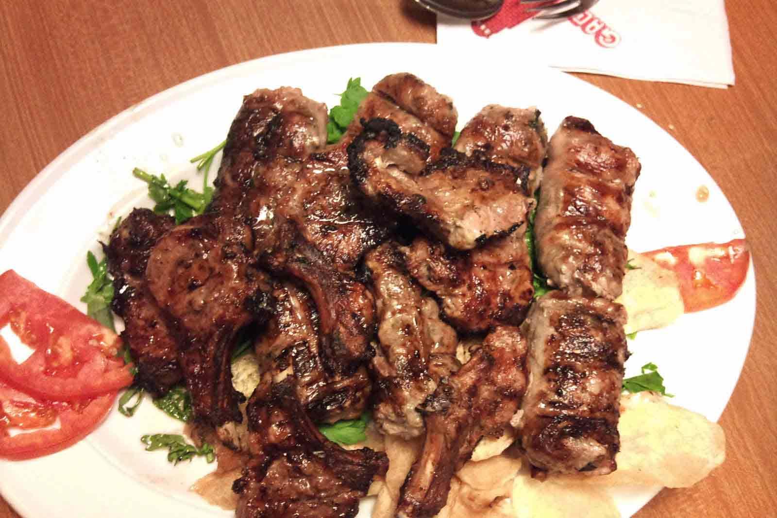 مطعم جاد ابوظبي