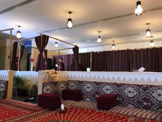 مطعم مطبخ السعودي ابوظبي