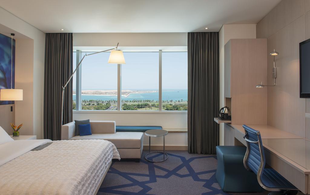 فنادق ابوظبي خمس نجوم