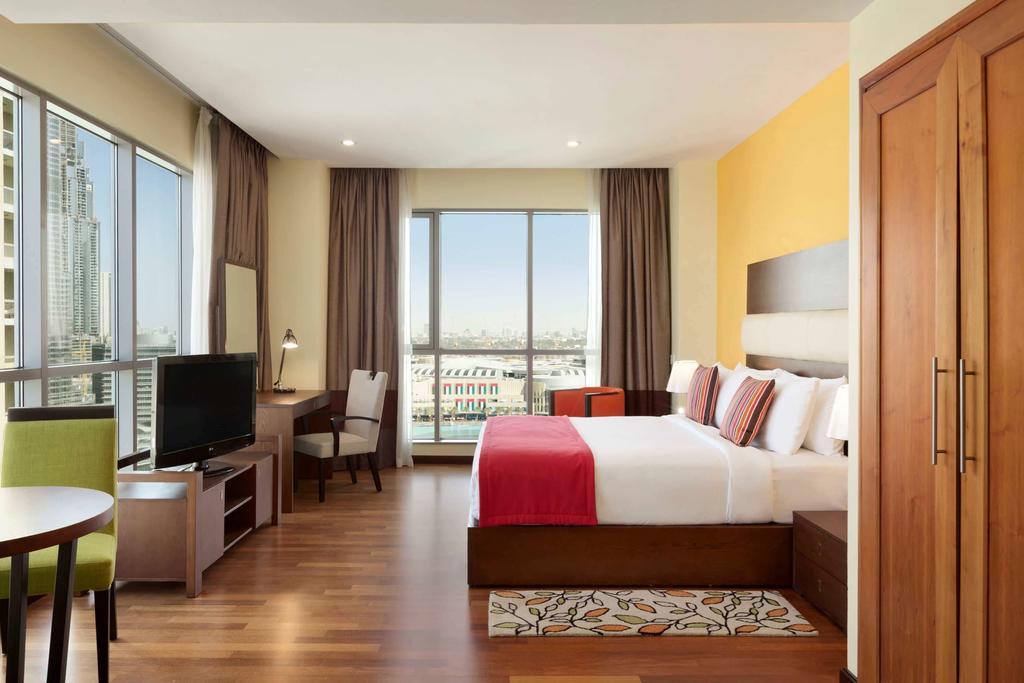 افضل شقق فندقية في دبي