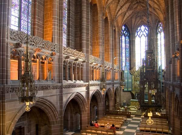 كاتدرائية ليفربول