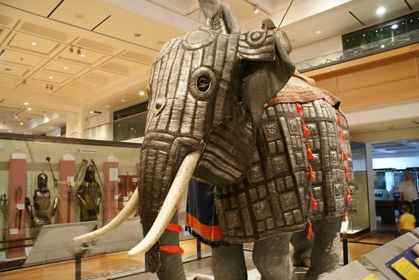 متحف الاسلحة الملكية في ليدز