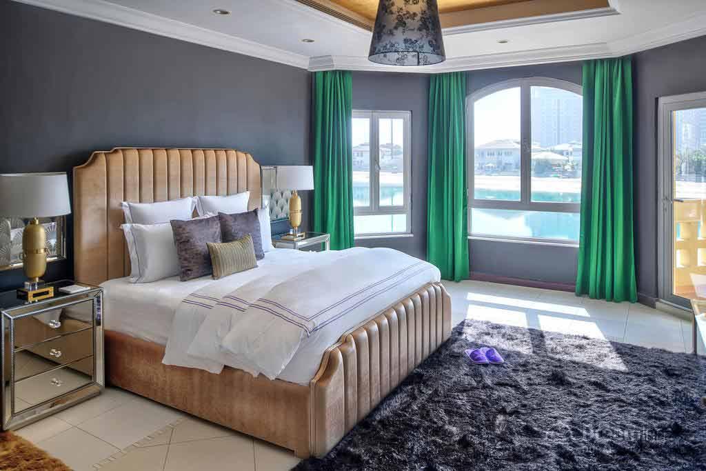 شاليهات دبي على البحر