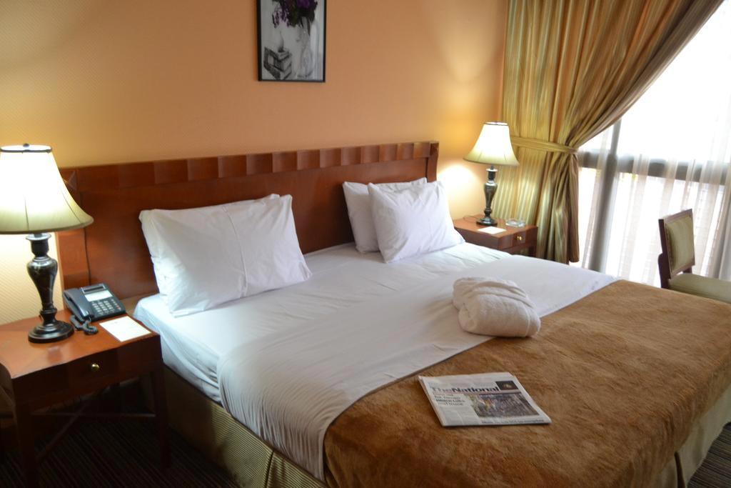 فنادق ابوظبي الرخيصة