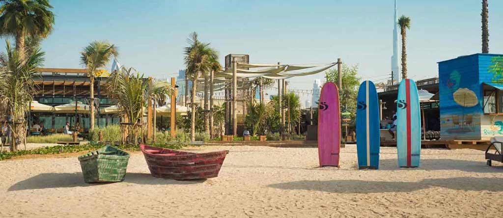 شواطئ دبي للعوائل