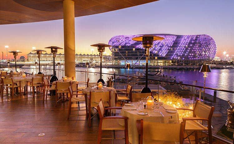 الاماكن السياحية في ابوظبي
