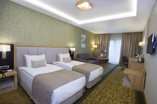 فنادق تقسيم خمس نجوم