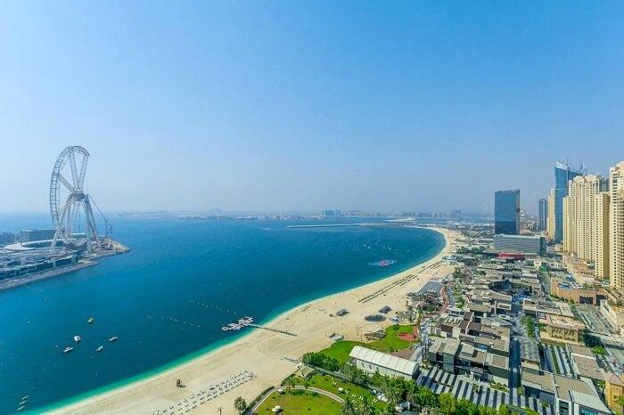 شواطئ ابوظبي