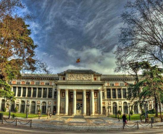 افضل الاماكن في مدريد