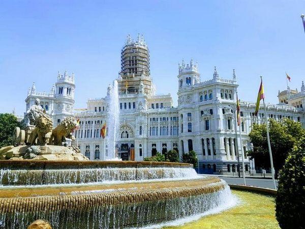 اماكن سياحية في مدريد