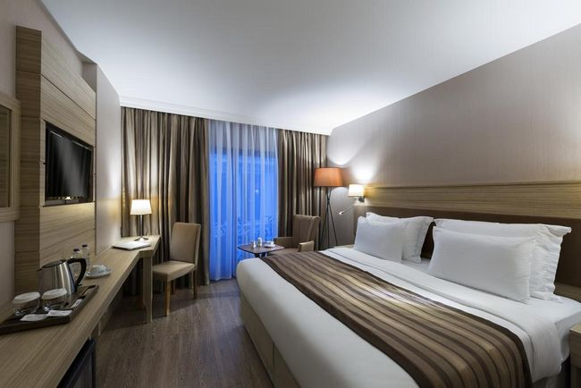 فنادق 3 نجوم في تقسيم اسطنبول