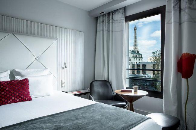 فنادق بالقرب من برج ايفل