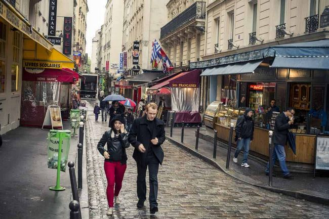 المعالم السياحية في باريس