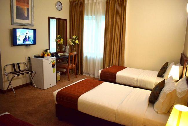 فنادق الشارقة ثلاث نجوم