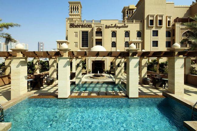 فنادق الشارقه بمسبح خاص