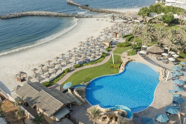 فنادق الشارقة مع مسبح خاص