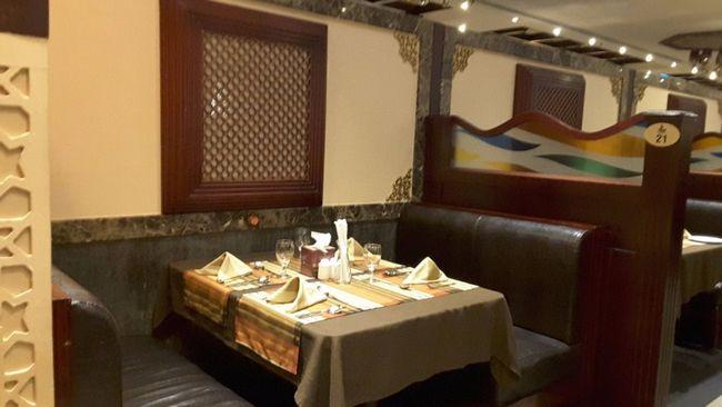 مطعم بحر الامارات راس الخيمة