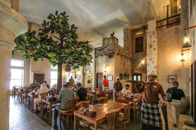 مطعم الفنر راس الخيمة
