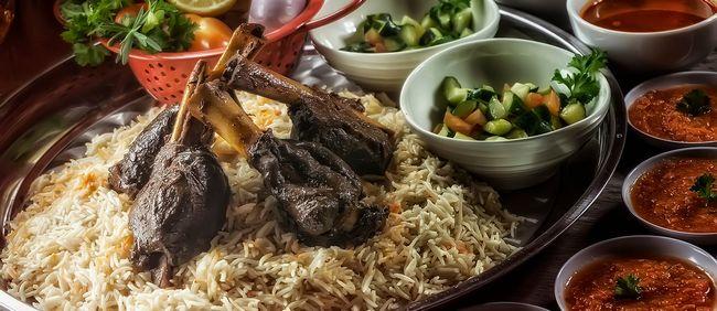 منيو مطعم بيت المندي راس الخيمة