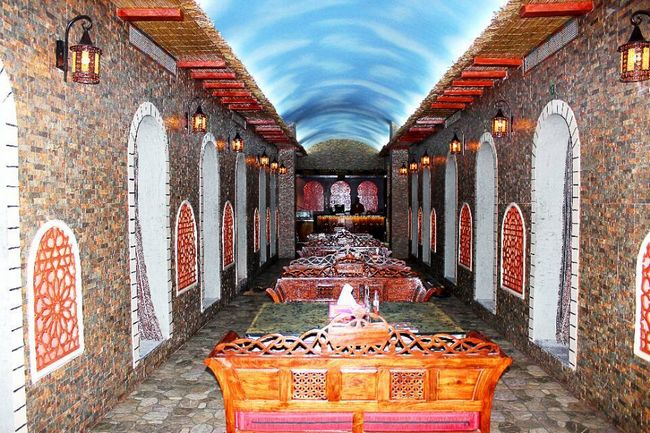 بيت المندي راس الخيمة