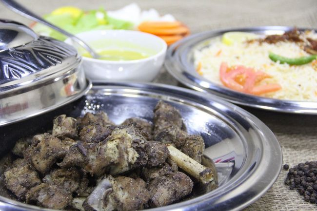 منيو مطعم ريدان راس الخيمة