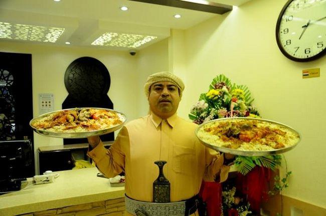 مطعم ريدان راس الخيمة