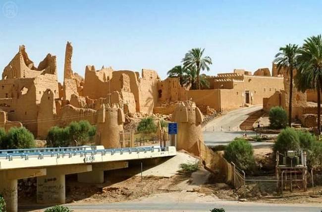 اماكن الترفيه في الرياض