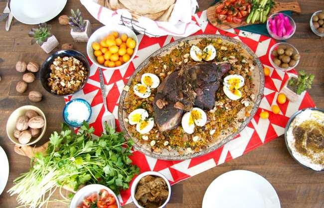 مطاعم عربية في لندن