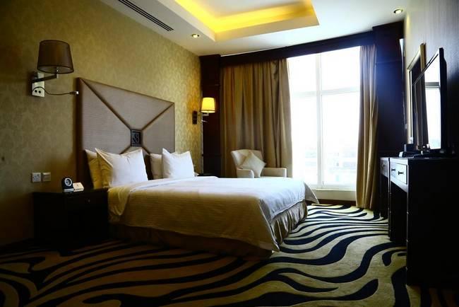 شقق فندقية في الرياض