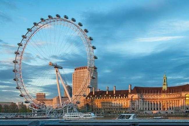 مدينة العاب في لندن