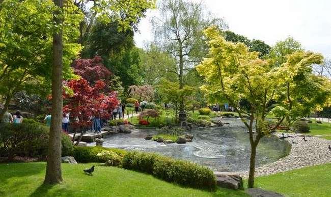 حديقة لندن