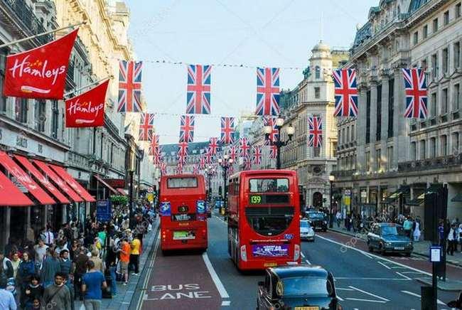 شارع لندن