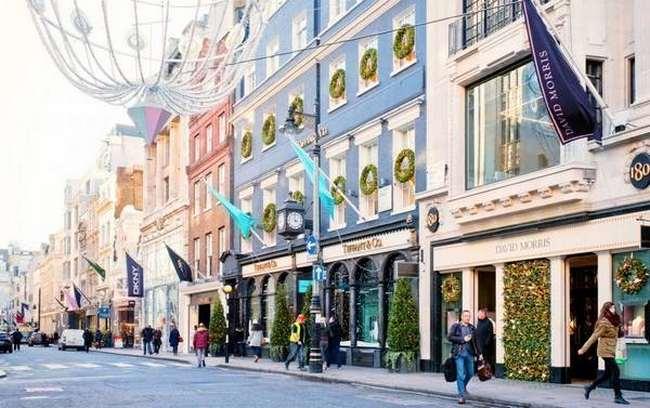 اشهر شارع في لندن