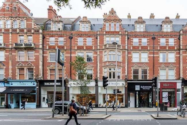 شوارع لندن